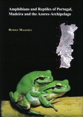 The Amphibians and Reptiles of Portugal, Madeira and the Azores Archipelago