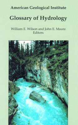 Glossary of Hydrology