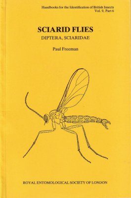 RES Handbook, Volume 9, Part 6: Sciarid Flies: Diptera, Sciaridae