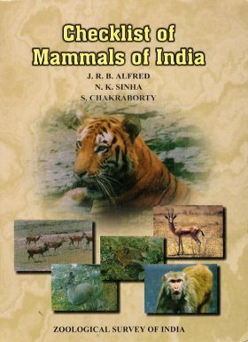 Checklist of Mammals of India