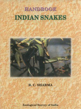 Handbook of Indian Snakes