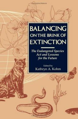 Balancing on the Brink of Extinction