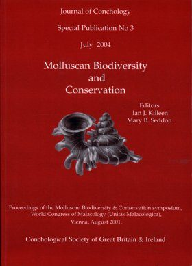 Molluscan Biodiversity and Conservation