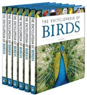 The Encyclopedia of Birds (6-Volume Set)