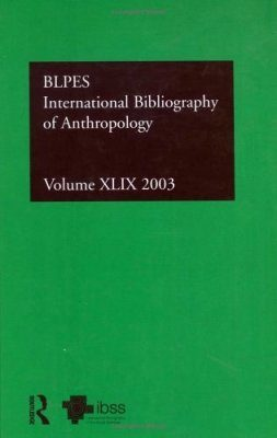 IBSS: Anthropology: 2004 Vol.49