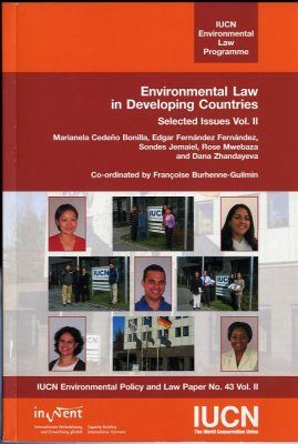 Environmental Law in Developing Countries - Selected Issues