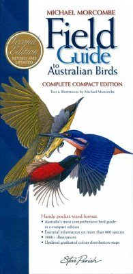 Field Guide to Australian Birds: Complete Compact Edition
