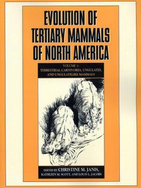 Evolution of Tertiary Mammals of North America, Volume 1