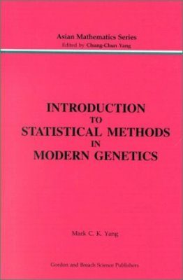 Introduction to Statistical Methods in Modern Genetics