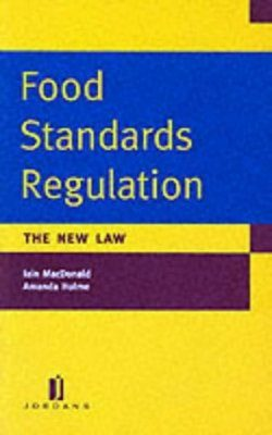 Food Standards Regulation: The New Law