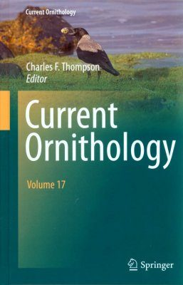 Current Ornithology, Volume 17