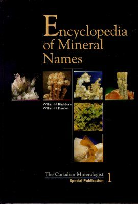 Encyclopedia of Mineral Names