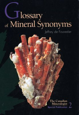Glossary of Mineral Synonyms