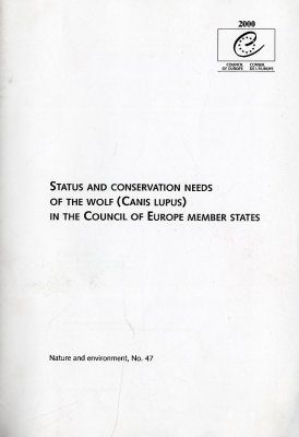 Status and Conservation Needs of the Wolf (Canis lupus) in the Council of Europe Member States