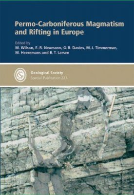Permo-carboniferous Magmatism and Rifting in Europe