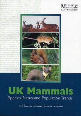 UK Mammals: First Report by the Tracking Mammals Partnership