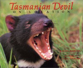 Tasmanian Devil: On Location