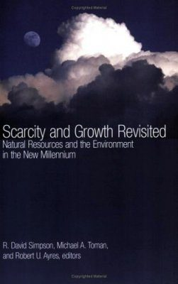 Scarcity and Growth Revisited