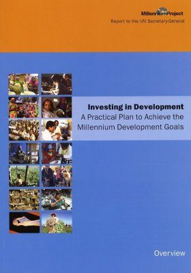 UN Millennium Development Library: Overview