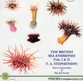 British Sea Anemones, Volumes 1 and 2