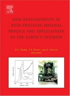 New Developments in High Pressure Mineral Physics and Applications to the Earth Interior
