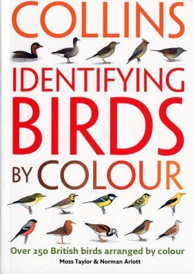 Collins Identifying Birds by Colour