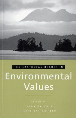 The Earthscan Reader in Environmental Values