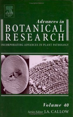 Advances in Botanical Research, Volume 40