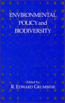 Environmental Policy and Biodiversity