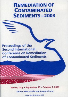 Remediation of Contaminated Sediments - 2003