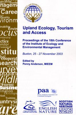 Upland Ecology, Tourism and Access