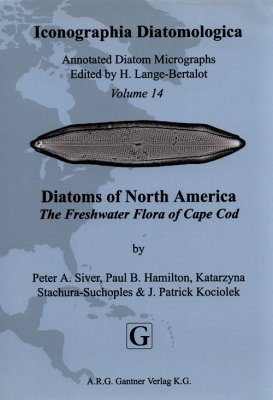 Iconographia Diatomologica, Volume 14: Diatoms of North America