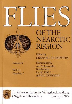 Flies of the Nearctic Region, Volume 5: Homeodactyla and Asilomorpha, Part 13: Bombyliidae, Number 7