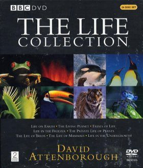 David Attenborough DVD Box Set 3: The Life Collection (Region 2 & 4)