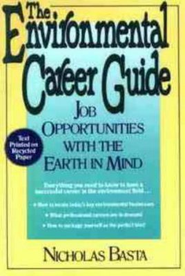 The Environmental Career Guide