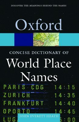 Concise Dictionary of World Place-Names