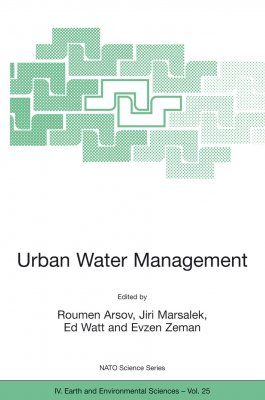 Urban Water Management: Science Technology and Service Delivery