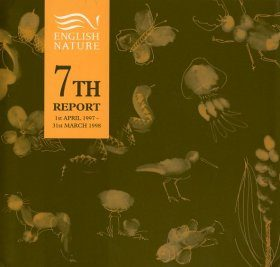 English Nature Seventh Annual Report, 1997-1998