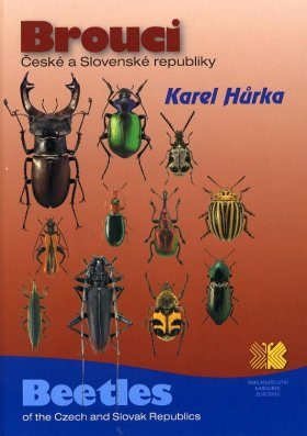 Beetles of the Czech and Slovak Republics / Brouci Ceske a Slovenske Republiky