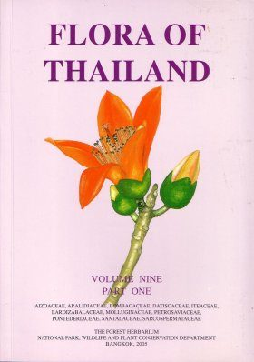 Flora of Thailand, Volume 9, Part 1