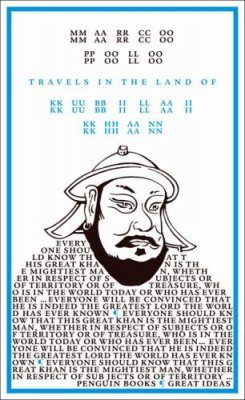Penguin Great Ideas: Travels in the Land of Kubilai Khan