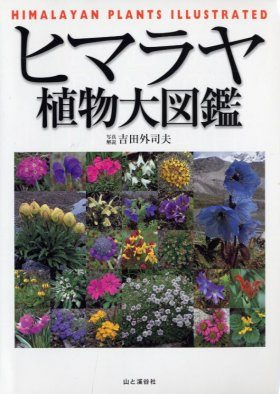 Himalayan Plants Illustrated [Japanese]