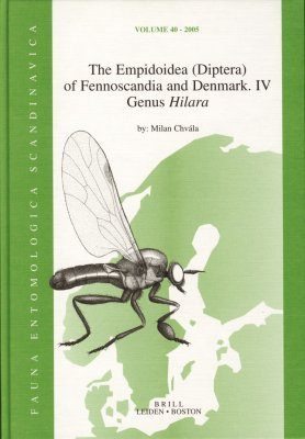 The Empidoidae (Diptera) of Fennoscandia and Denmark, Part 4