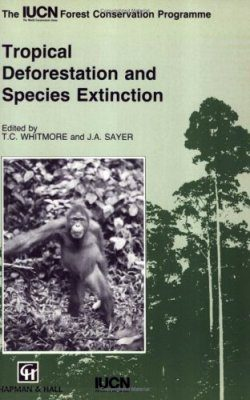 Tropical Deforestation and Species Extinction