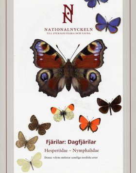 The Encyclopedia of the Swedish Flora and Fauna, Fjärilar, Dagfjärilar [Swedish]