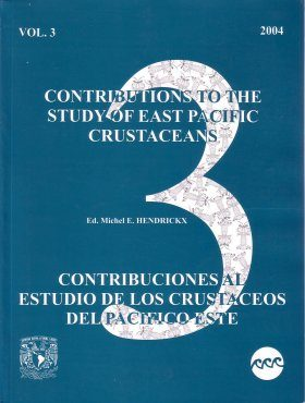 Contributions to the Study of East Pacific Crustaceans: Volume 3