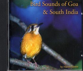 Bird Sounds of Goa and South India