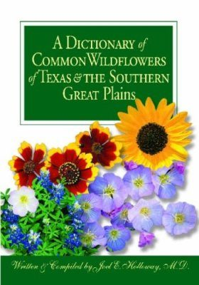 A Dictionary of Common Wildflowers of Texas and the Southern Great Plains