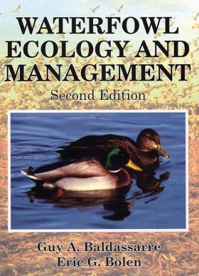 Waterfowl Ecology and Management