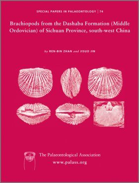 Brachiopods from the Dashaba Formation (Middle Ordovician) of Sichuan Province, South-West China